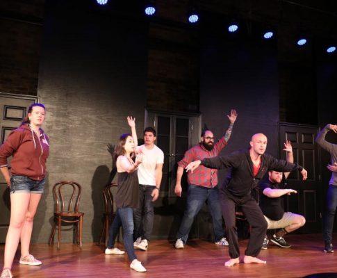 Workshop – Improtheater Ausprobiertag